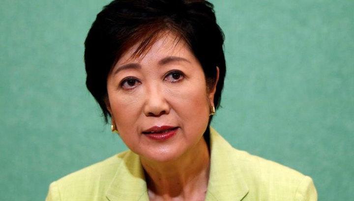Жители Токио впервые доверили управление городом женщине