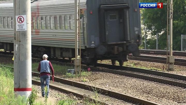 На Украине предлагают отменить поезда в Россию
