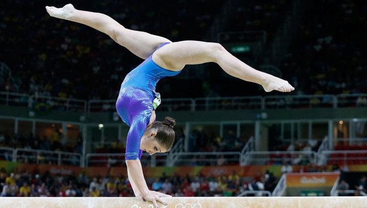 Гимнастка Алия Мустафина выступит на чемпионате мира в двух видах программы