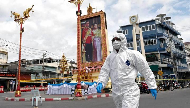 Полиция Таиланда задержала первых подозреваемых в причастности к взрывам