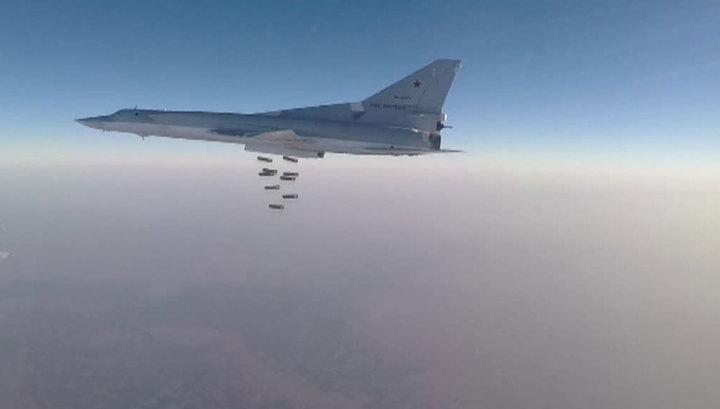 Операция ВКС РФ в Сирии: более 30 тысяч вылетов и 87 процентов освобожденных территорий