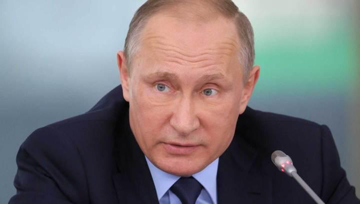 Путин посетит Крым и Кубань