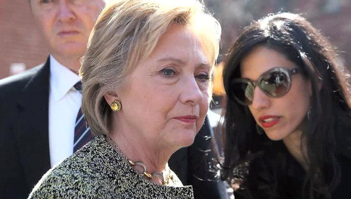 Помощница Хиллари Клинтон оказалась радикальной исламисткой