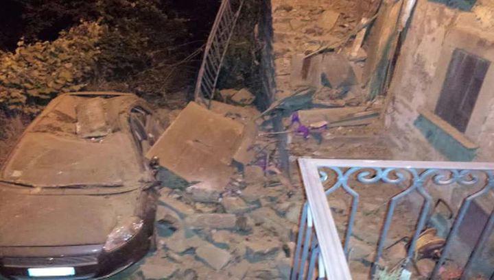Жертвами землетрясения в центральной Италии стали 6 человек