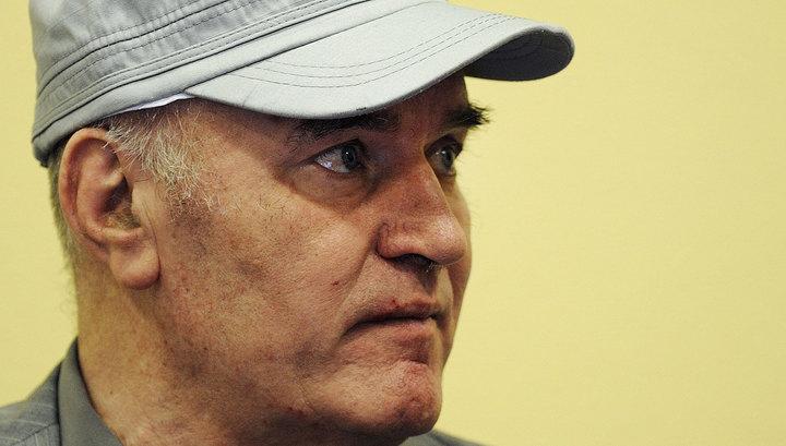 Международный трибунал по бывшей Югославии вынесет приговор Ратко Младичу