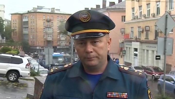 До последнего спасал товарищей: начальник приморского МЧС погиб при исполнении