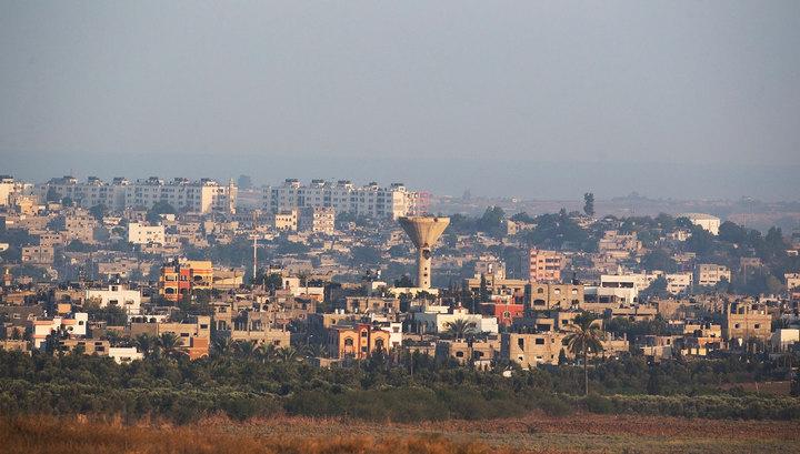ВВС Израиля нанесли авиаудар по сектору Газа в ответ на выпущенную ракету
