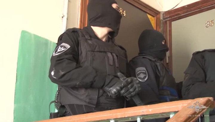 Задержали организаторов съемок детского порно