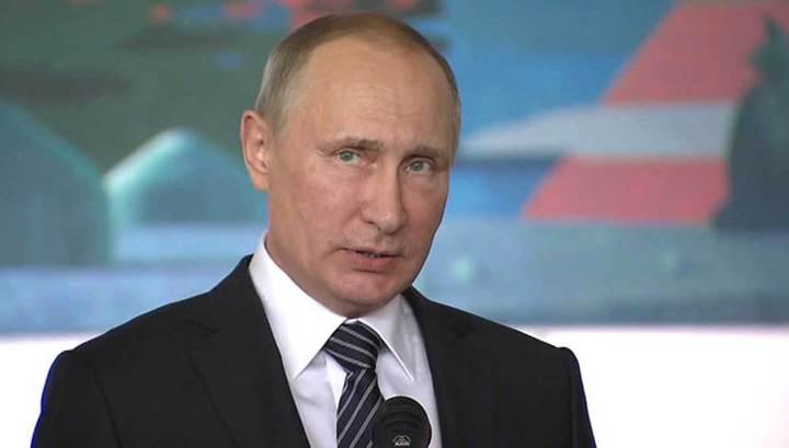 Путин: Россия готова заморозить или снизить объемы добычи нефти