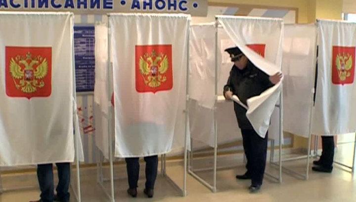 В России - единый день голосования