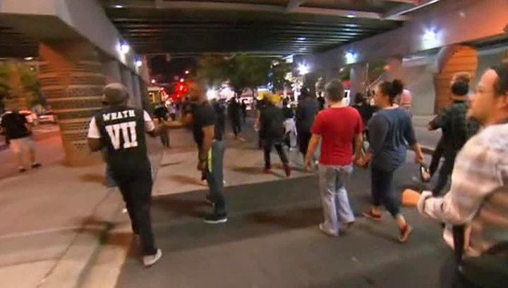 Беспорядки в Шарлотте: в городе введен режим ЧП