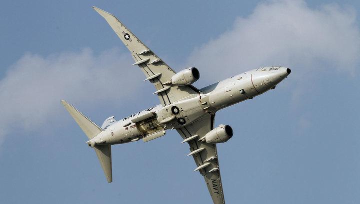 Беспрецедентное количество американских военных самолетов в четверг вело разведку у российских баз в Сирии