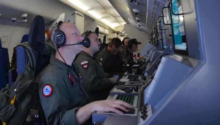 Самолет-разведчик США пролетел рядом с КНДР перед масштабными учениями
