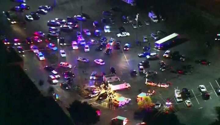 В результате стрельбы на рэп-концерте в США погибли два человека