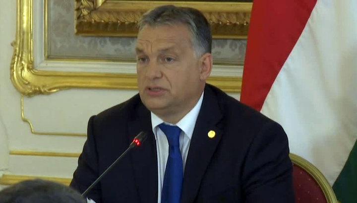 Орбан предложил построить гигантский город для беженцев