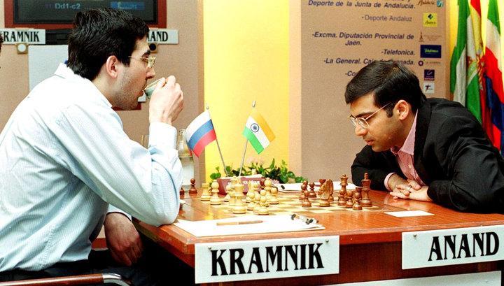 Шахматы. Крамник обыграл Ананда в Вейк-ан-Зее
