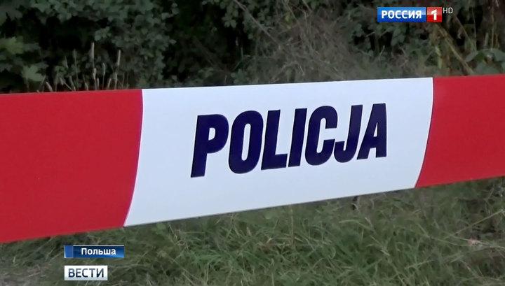 В Польше перевернулся автобус с украинскими туристами