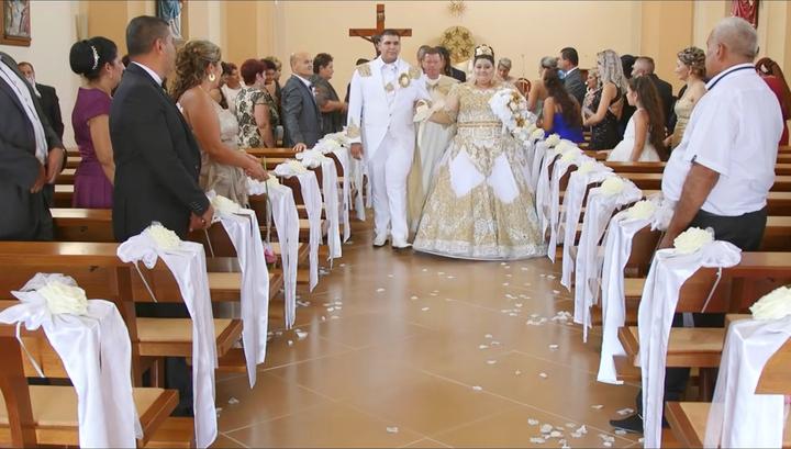 Цыганская свадьба ева и лукас