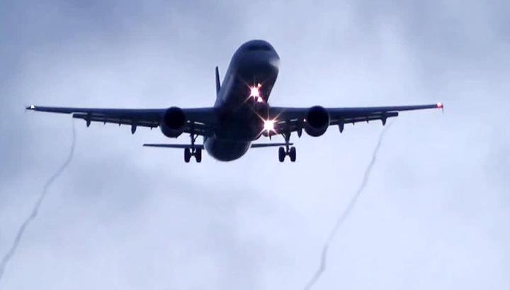 В небе над Москвой два самолета опасно сблизились из-за ошибки пилота