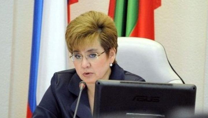 Подавшая в отставку глава Забайкалья не вышла на работу