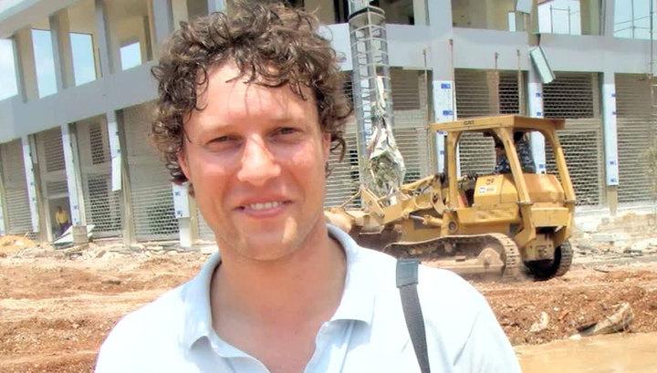 Бронежилет не помог: голландского журналиста застрелил снайпер