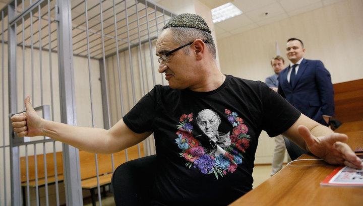 Антона Носика признали экстремистом и оштрафовали на полмиллиона