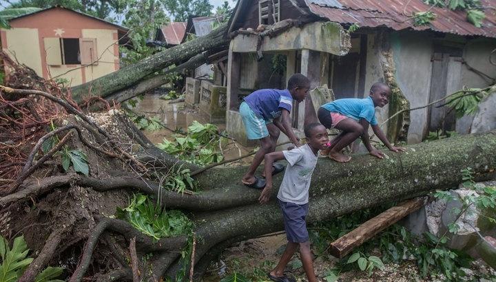 На Гаити ливни привели к сильным наводнениям: затоплено более 10 тыс. домов, есть жертвы