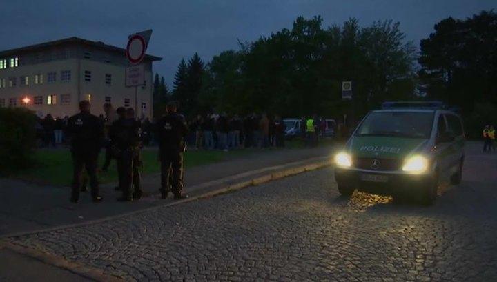 """""""Меркель - предательница"""": немцы снова протестуют против мигрантов"""