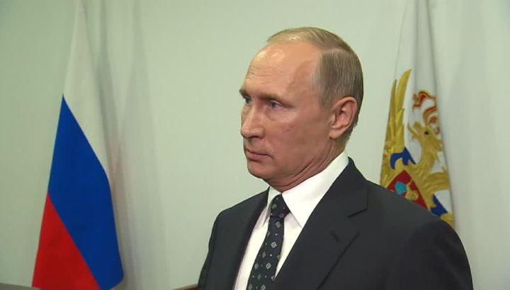 Владимир Путин: ответственность за ситуацию в Алеппо несут США и их союзники