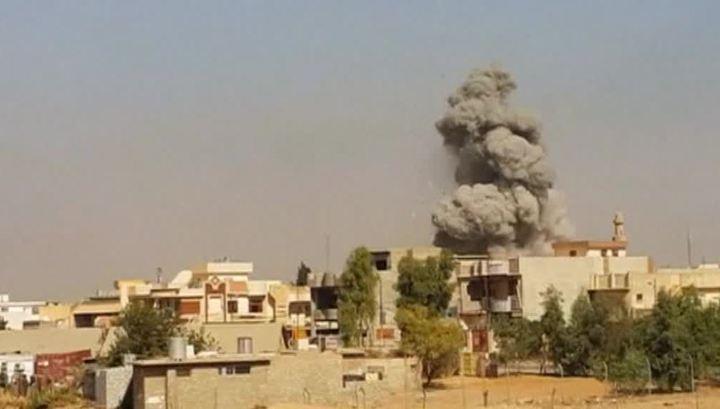 Главарь ИГИЛ избежал авиаудара в Мосуле
