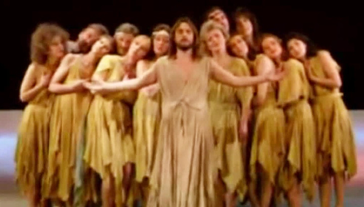 Персонажи оперы исус христос