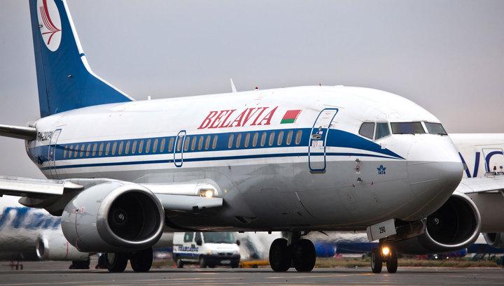Украина вернула белорусский самолет из-за подозрительного пассажира