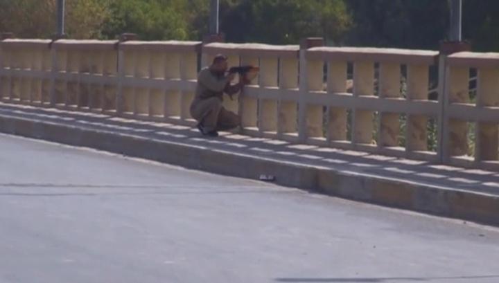 Атака на Киркук: убиты 46 человек, боевики засели в школе