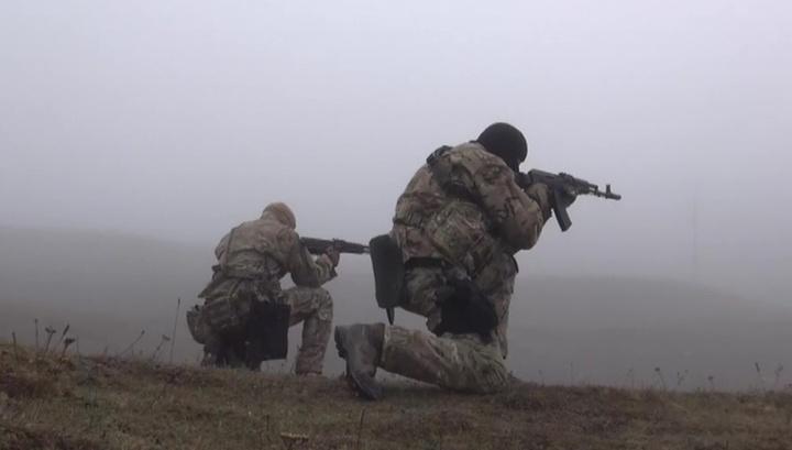 Двое бандитов нейтрализованы в Дагестане