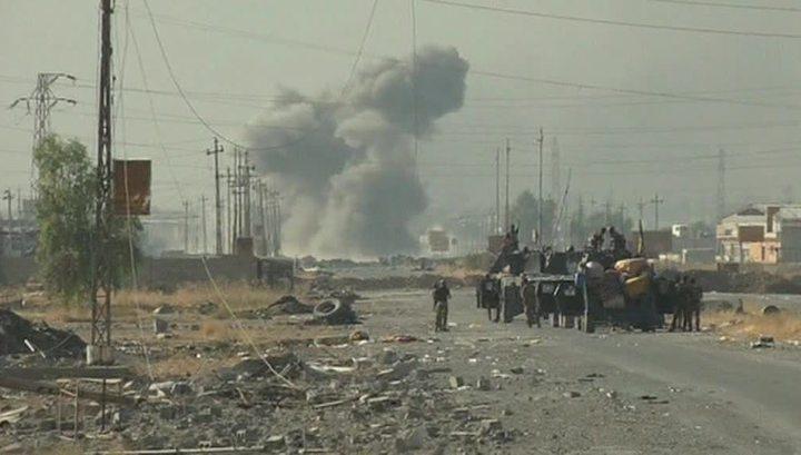 Коалиция бьет неприцельно: в Мосуле гибнут женщины и дети