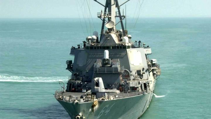 В Черное море вошел еще один американский ракетный эсминец