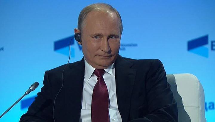 Путин: заявления Запада о российской угрозе - миф