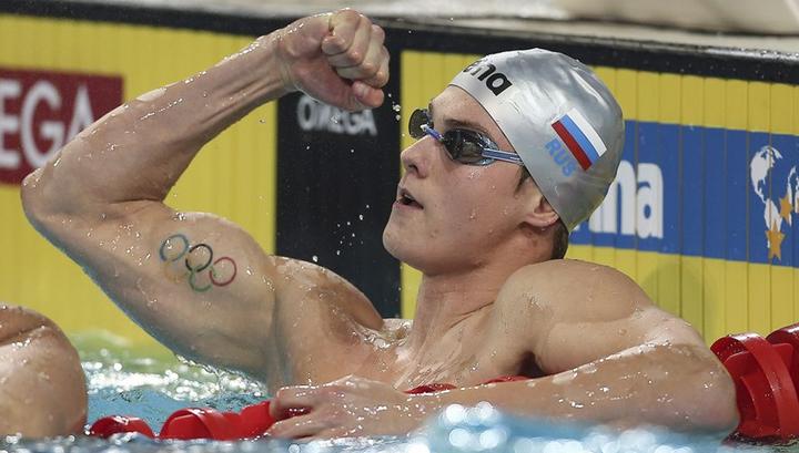 Владимир Морозов досрочно выиграл общий зачет Кубка мира по плаванию
