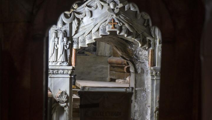 Ученые: гробница Христа сохранилась неповрежденной