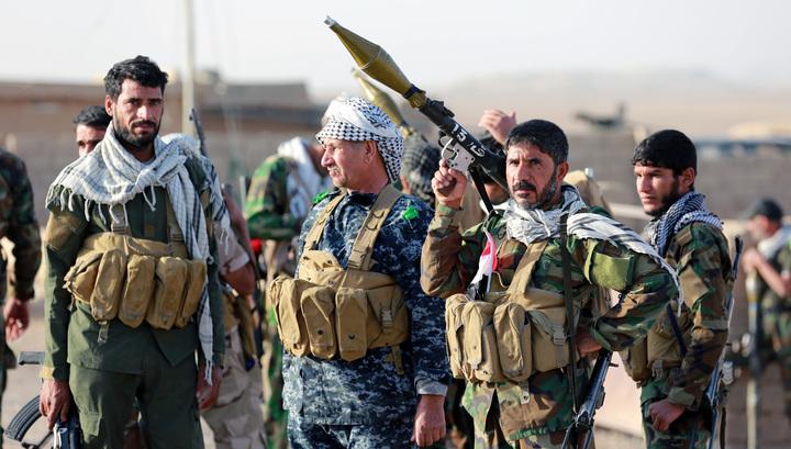 Иракская армия отбила телецентр у ИГИЛ