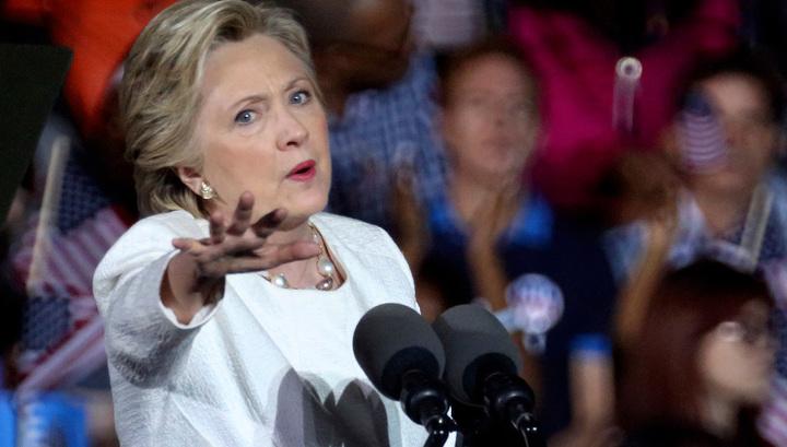 Трамп назвал Клинтон худшим лузером всех времен