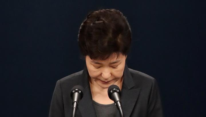 К 24 годам тюрьмы для Пак Кын Хе добавили еще 8