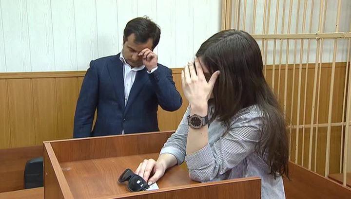 Участница гонок на Gelandewagen задержана в Москве