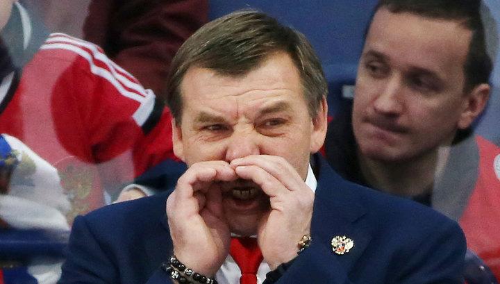 Олег Знарок: сыграли неплохо, за исключением первого матча