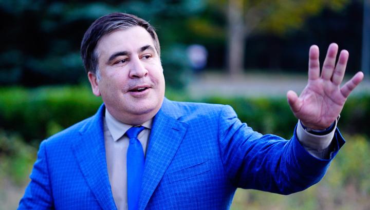 Погранслужба Украины объяснила инцидент с сыном Саакашвили