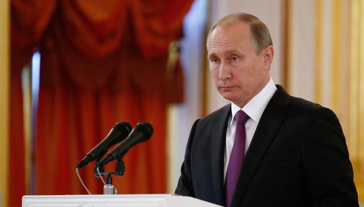 """Guardian: Путин - диктатор и настоящий """"Человек года"""""""