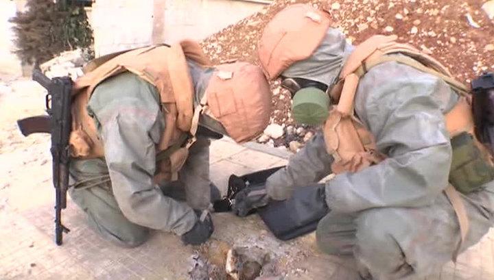 Американскую коалицию обвинили в фосфорной атаке в Ракке