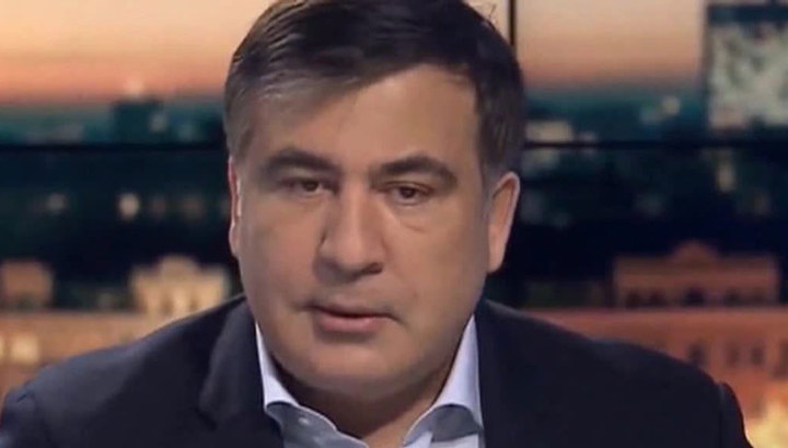 Саакашвили отложил свой поход на Киев на месяц