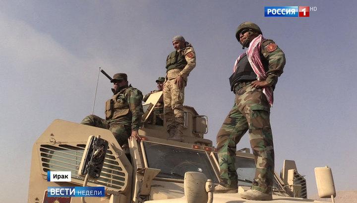 Сражение за Мосул: боевики ушли глубоко под землю