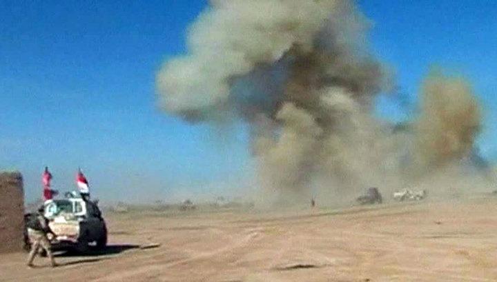 Иракский Нимруд освобожден от боевиков ИГ